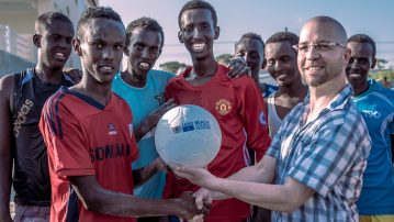 Mogadishu - Lido Beach League