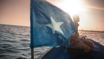 Mogadishu - Boat ride on the Indian Ocean
