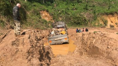 Walikale to Goma - Road Conditions